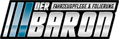 DER BARON – Fahrzeugpflege Logo